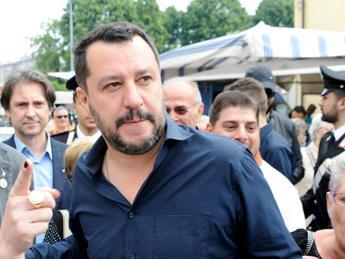 Salvini: Allearmi con Alfano? Neanche se viene Padre Pio