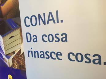 20 anni di Conai, 50 milioni di tonnellate di imballaggi riciclate