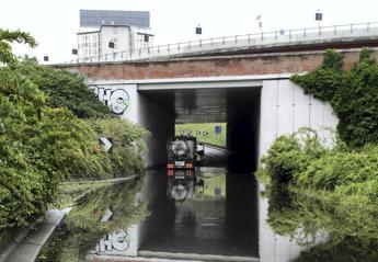 Bomba d'acqua su Milano e Brianza, esondano Lambro e Seveso