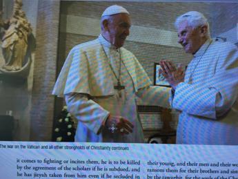 Is mette il Vaticano nel mirino: La guerra continua