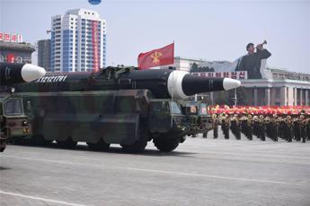 Missili e giochi: Corea a due facce