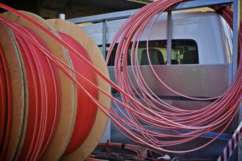 Open Fiber, 3,5 mld per nuova rete in fibra ottica