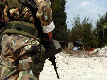 Ex militare choc: Usavamo proiettili al fosforo bianco