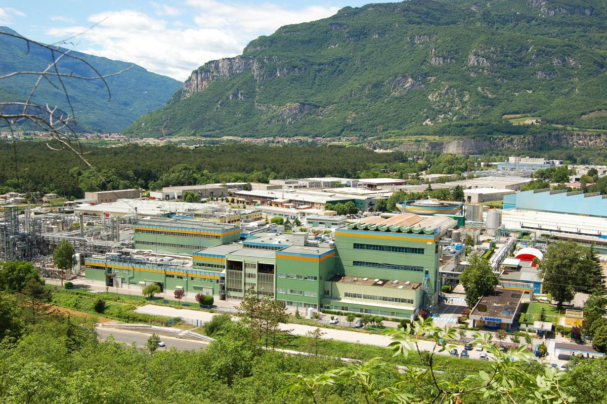 Fa tappa alla Sandoz a Rovereto 'Fabbriche aperte' di Assogenerici