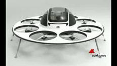 Ifo, ecco il 'disco volante' Made in Italy