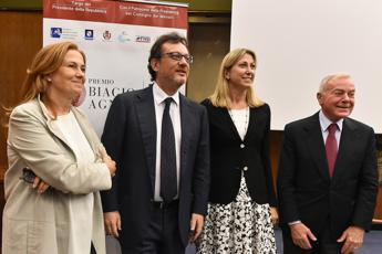 A Sorrento il 'Premio Biagio Agnes', assegnati i riconoscimenti
