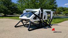 SureFly, drone elicottero per volare in due
