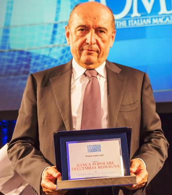 MF Global Awards 2017, Bper riceve premio Carli-Lombard