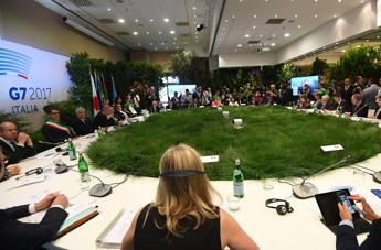 G7 Ambiente, dichiarazione finale adottata all'unanimità. Postilla Usa su clima