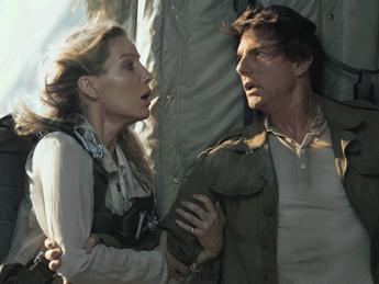 'La mummia' vince al box office in Italia