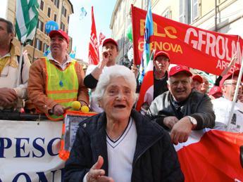 È morta Annarella: la pensionata trasteverina e comunista che fustigava i politici