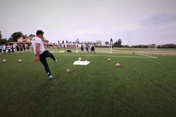 I migliori preparatori dei portieri di calcio scelgono il campo in gomma riciclata