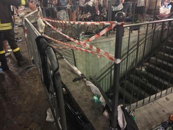 Torino, esce dal coma il bambino ferito a Piazza San Carlo
