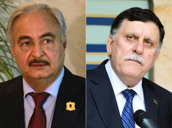 Egypt hails truce agreed by rival Libyan leaders