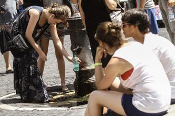 A Roma sta finendo l'acqua, ministero pronto allo stato di calamità