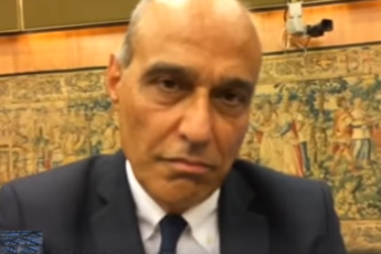 Giornalista Rai Carlo Paris ferito a Gerusalemme