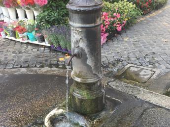 Roma, ultimatum Acea: Piano Regione o acqua razionata