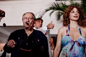 Tinto Brass moglie: sposa Caterina Varzi