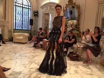 Balestra: L'alta moda a Roma sono io