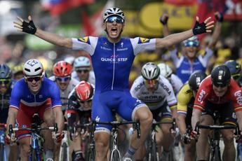 Tour, Kittel vince seconda tappa e Thomas resta in giallo