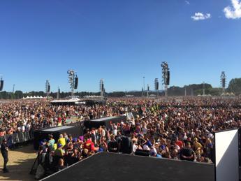 Ascolti tv da record per il concerto di Vasco
