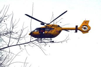 Aereo disperso sulle Alpi, a bordo 2 persone