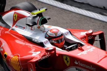 Gp Bahrain, Raikkonen il più veloce in terze libere