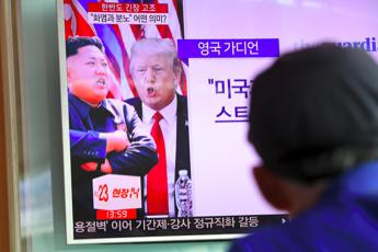 Scontro Trump-Kim, Cina invita all'autocontrollo