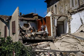 Regione Lazio presenta il progetto 'Laboratorio Amatrice'