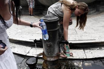 Roma, siccità storica: -82% di pioggia ad agosto