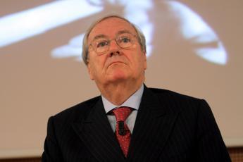 E' morto Guido Rossi, fu presidente Consob e Telecom