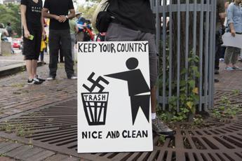 Boston, Trump contro gli anti-razzisti