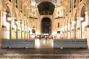 Milano, più barriere in Duomo e Navigli dopo attentati Barcellona
