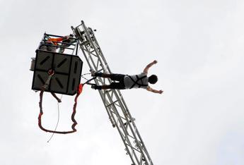 Dal Bungee Jumping allo Slack Lining, quando lo sport è da brivido