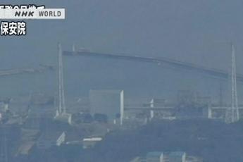 Fukushima, trovata bomba inesplosa nella centrale nucleare