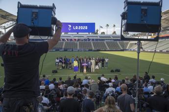 Olimpiadi 2028 a Los Angeles, euforia Trump