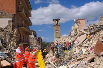 Terremoto, Boccia: Territori provano a disegnare nuovi orizzonti, Amatrice è esempio