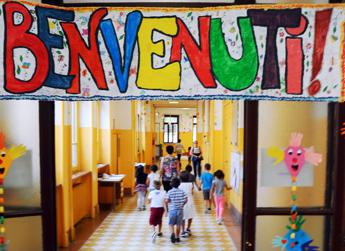 Ansia e mal di pancia da primo giorno di scuola per 1,6 mln di alunni