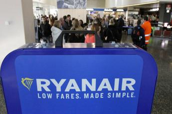 Ryanair: In settimana soluzione per 360mila clienti