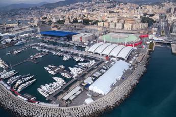 Nautica, Toti: Salone dell'ottimismo con ripresa a 2 cifre/Video