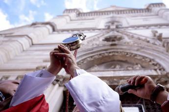 Napoli, ecco la 'quaterna di San Gennaro'