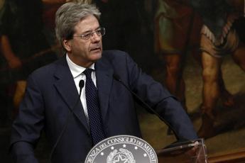 Gentiloni: Green economy pilastro dell'Italia