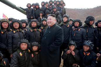 Kim sul piede di guerra