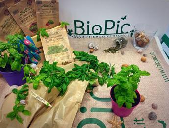 A Copenaghen 'Orto Italiano' di BioPic per aumentare Csr e produttività