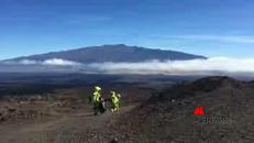 8 mesi su vulcano delle Hawaii, 'set' per Marte