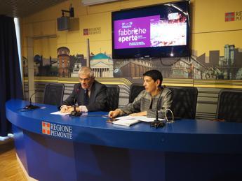Piemonte: al via 'Fabbriche aperte', due giorni per scoprire le industrie