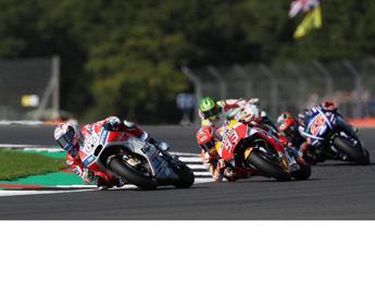 MotoGp, Aragon: Dovizioso contro la Spagna. Rossi ci prova, l'impresa è a 15