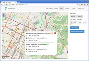 Un'App per le inondazioni in città, soccorsi a portata di smartphone
