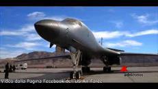 B-1B, il bombardiere Usa che spaventa Kim