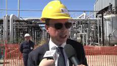 Raffineria di Gela, intervista a Luigi Ciarrocchi